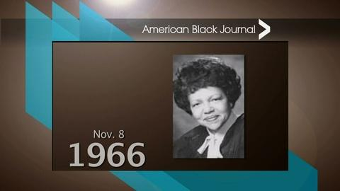 American Black Journal -- On This Day Detroit – 11/8/15
