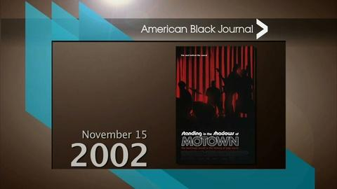 American Black Journal -- On This Day Detroit – 11/15/15