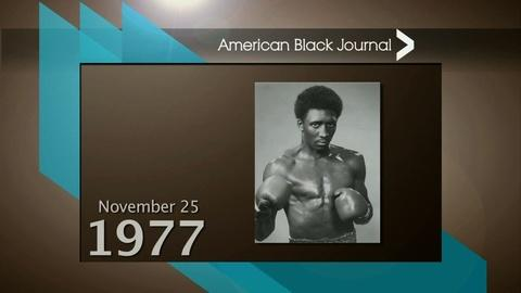 American Black Journal -- On This Day Detroit – 11/22/15