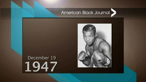 American Black Journal -- On This Day Detroit – 12/13/15