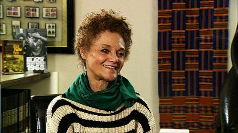 American Black Journal -- A Conversation with Kathleen Cleaver