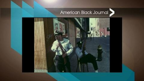 American Black Journal -- 1967 Detroit Intersection Project
