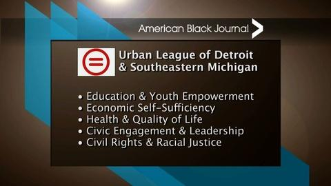 American Black Journal -- Detroit Urban League / Major General Gwendolyn Bingham