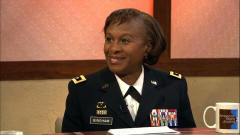 American Black Journal -- Major General Gwendolyn Bingham