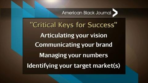 American Black Journal -- Small Business Workshop
