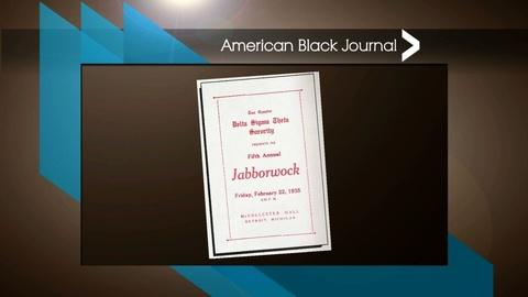 American Black Journal -- HomeLIFT / Jabberwock 2016