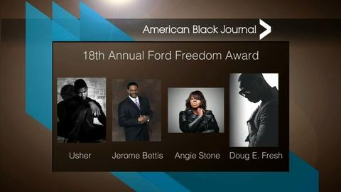 American Black Journal -- Ford Freedom Awards / Danialle Karmanos' Work It Out
