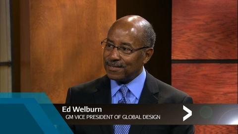 American Black Journal -- General Motors Vice President Ed Welburn