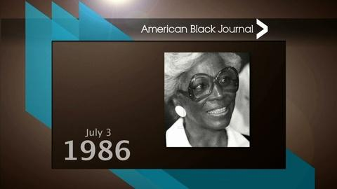 American Black Journal -- On This Day Detroit – 7/3/16