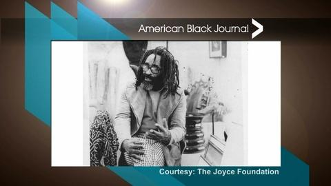 American Black Journal -- United We Stand Sculpture / Black History Maker