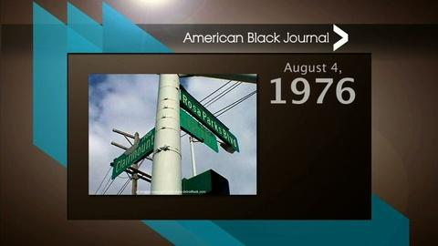 American Black Journal -- On This Day Detroit - 7/31/16