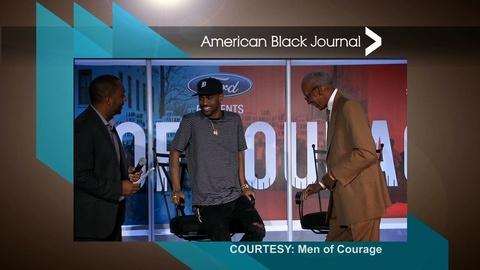 American Black Journal -- Men of Courage / Summer Youth Festival