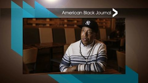 American Black Journal -- Uniting for Flint / Gary Simmons Public Art Installation