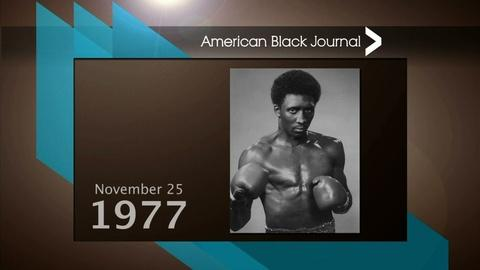 American Black Journal -- On This Day Detroit – 11/20/16