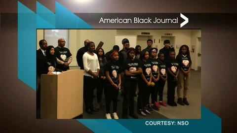 American Black Journal -- Hugs, Not Bullets