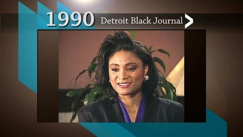 American Black Journal -- Carole Gist – Detroit Black Journal, 1990