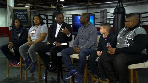 American Black Journal -- Downtown Boxing Gym