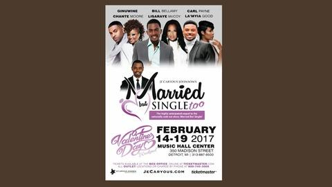 """American Black Journal -- """"Married But Single Too"""" Comes to Detroit"""