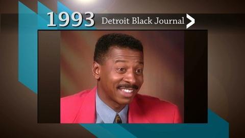 American Black Journal -- Detroit Black Journal Interview – Robert Townsend