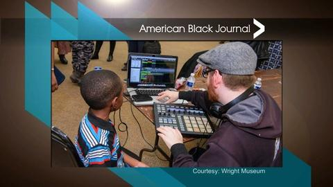 American Black Journal -- Black History Month at The Wright