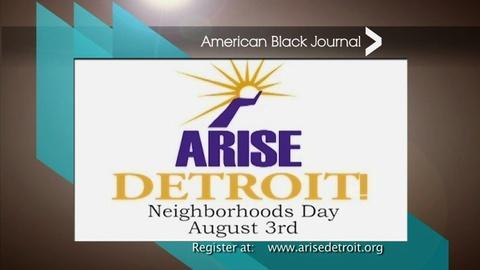 American Black Journal -- Arise Detroit