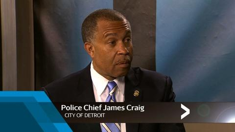 American Black Journal -- Detroit Police Chief James Craig