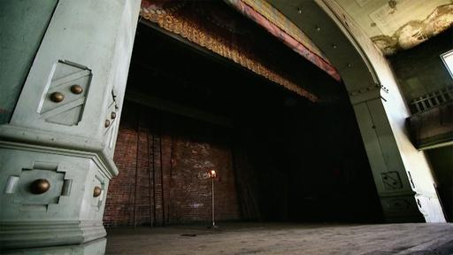 Taking the Stage: The Historic Howell Opera House