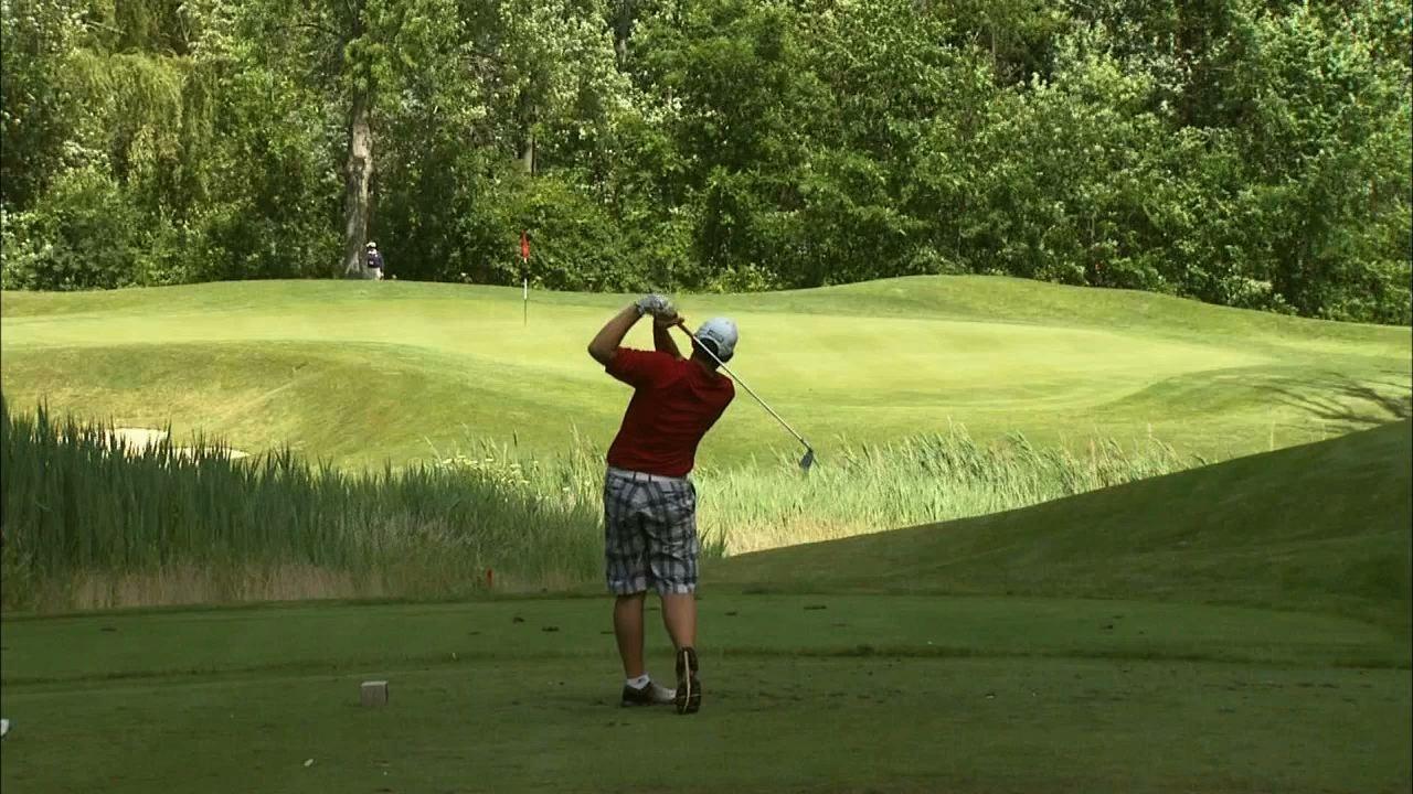 Fieldstone Golf Course : Fieldstone golf course great lakes art fair discover