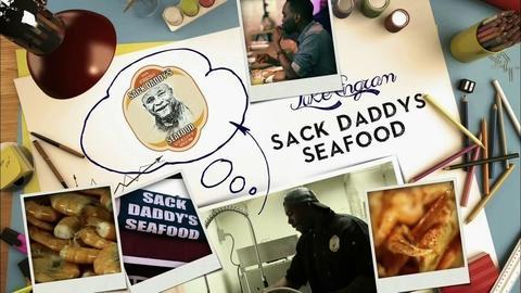 Crabby Head - Sack Daddy's/Custom Wig Company
