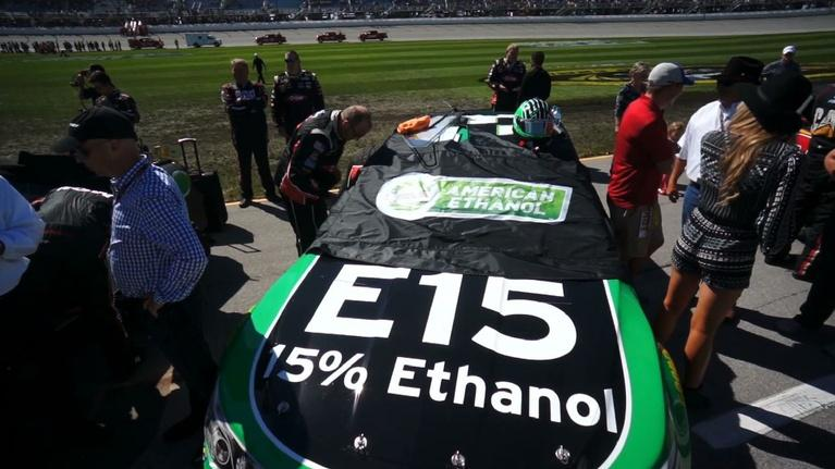 Energy & The Environment: The Ethanol Effect - Nascar