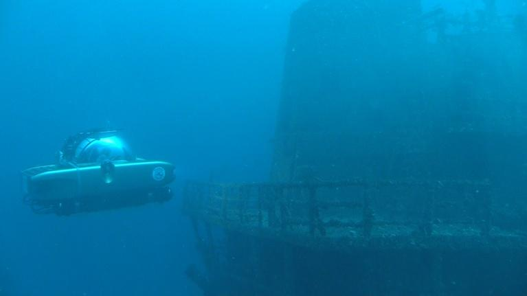 SCI TECH CENTRAL: Underwater Discoveries