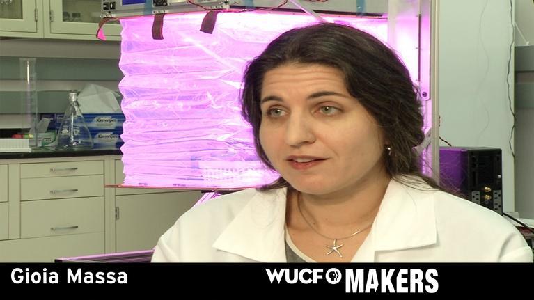 WUCF Makers: WUCF MAKERS - NASA's Gioia Massa