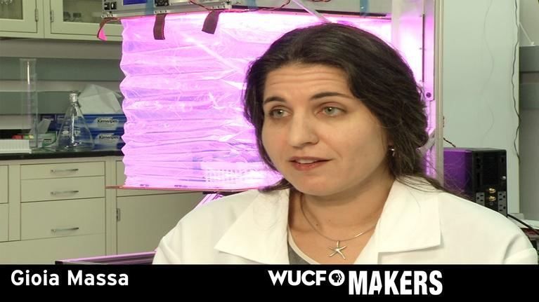WUCF Makers: WUCF MAKERS - NASA's Gioia Massa