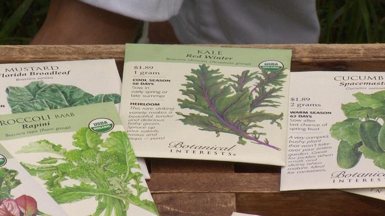 Almanac Gardener: Planting Fall Gardens