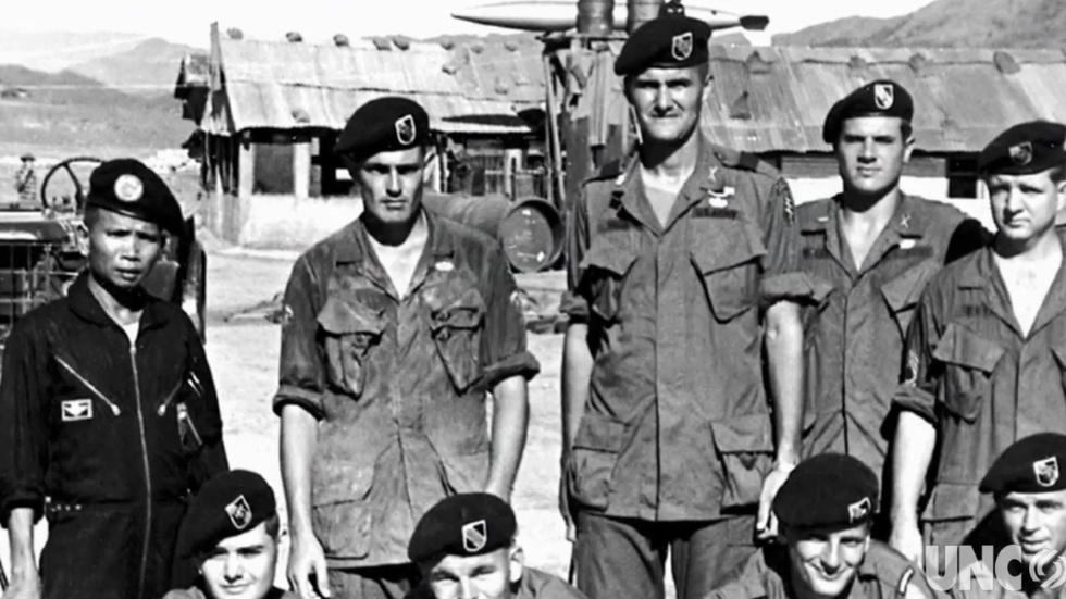 Gen. H. Shelton PT 2: His thoughts of Gen. Harry Brooks. image