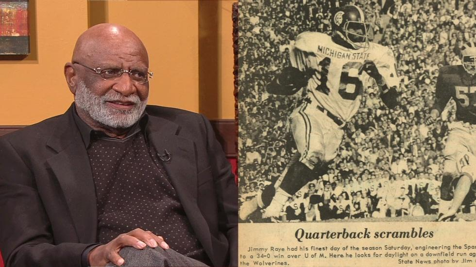 Breaking Ground as a Black Quarterback image