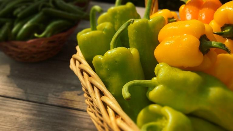 Flavor NC: Some Like 'em Hot - Peppers That Is.