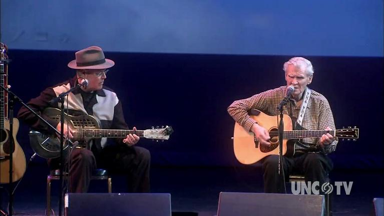 Folkways: Conversations with Doc Watson