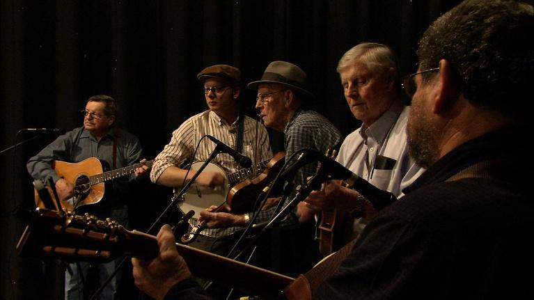 Folkways: Music of Surry County