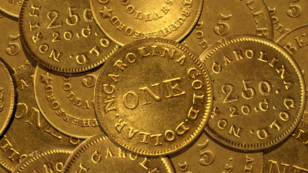 Gold Fever and the Bechtler Mint image