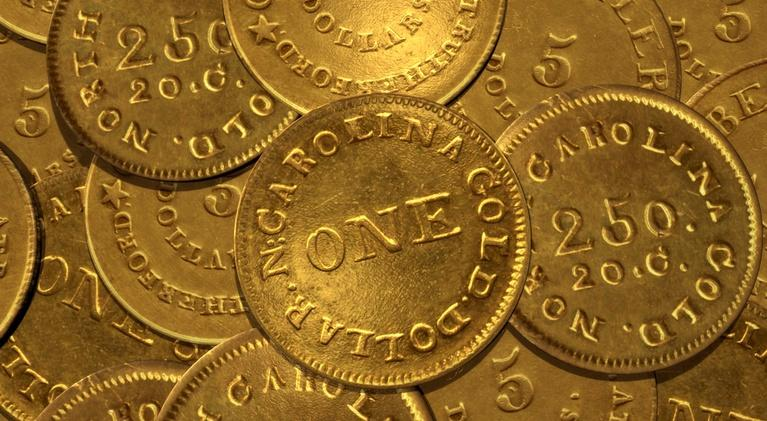 Gold Fever and the Bechtler Mint: Gold Fever and the Bechtler Mint