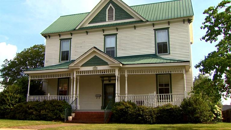 Gold Fever and the Bechtler Mint: The Bechtler House in Rutherfordton, NC
