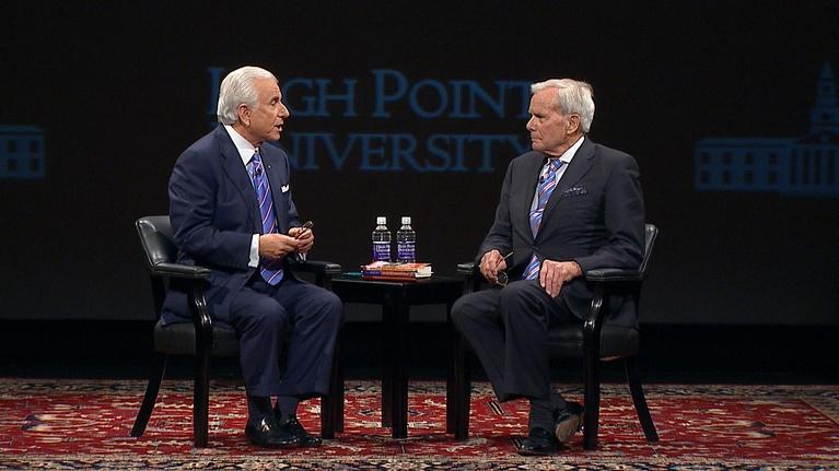 High Point University Presents: High Point University Presents: Tom Brokaw