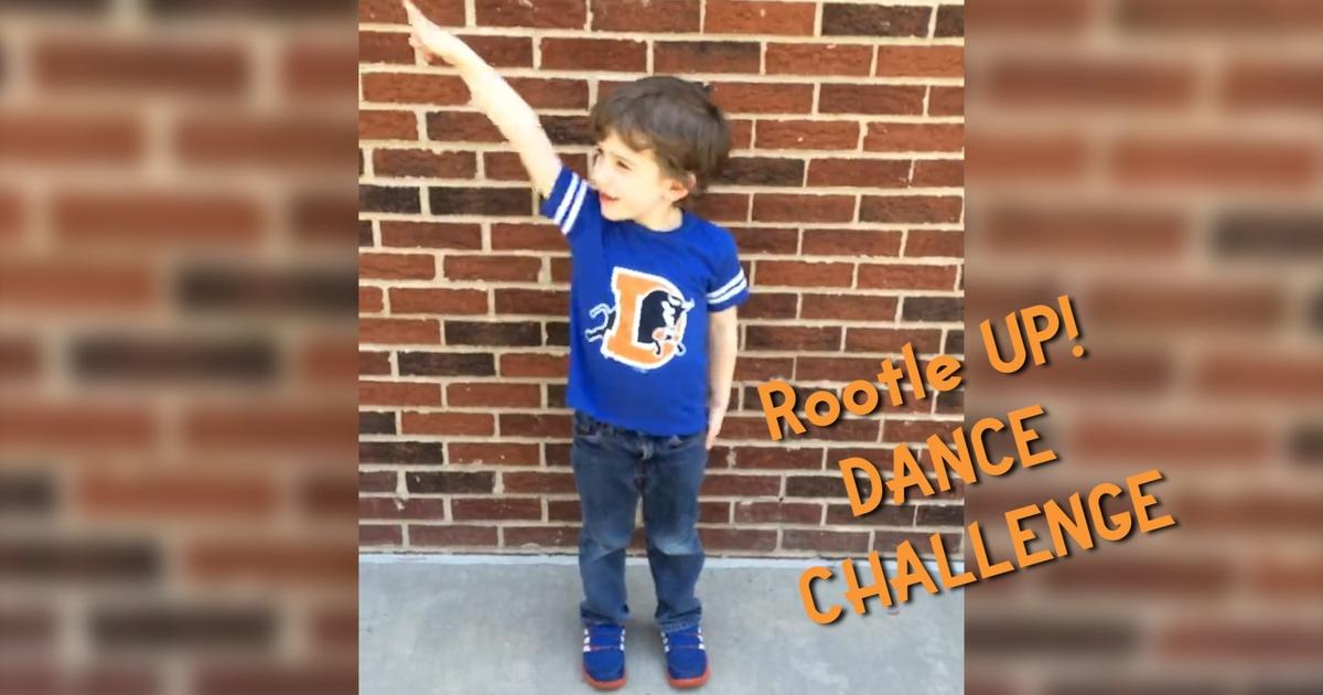 Rootle UP! - Dance Challenge SAMPLE