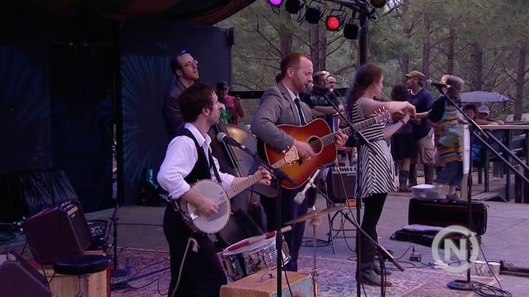 Shakori Hills Concert Series: Shakori Hills Concert Series:  Driftwood