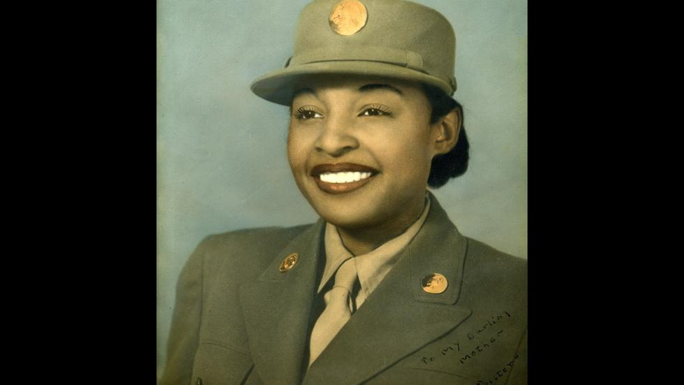 Millie Dunn Veasey: Military and Civil Rights Pioneer image