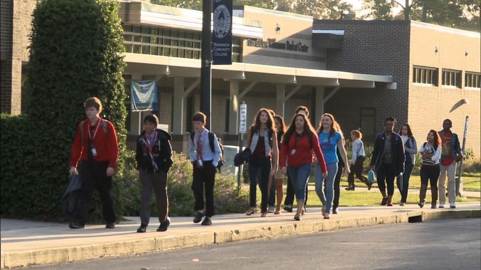 Brunswick Community College image