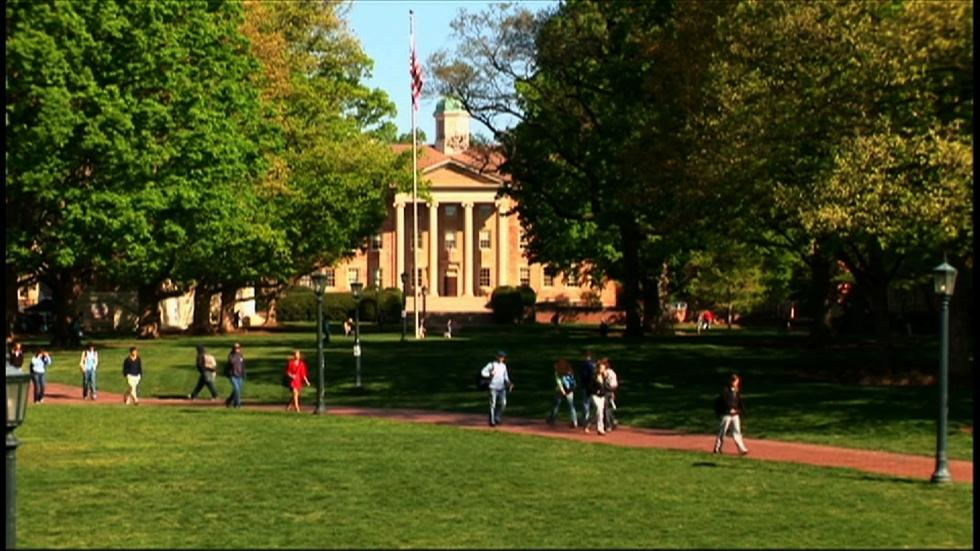 The University of North Carolina at Chapel Hill image