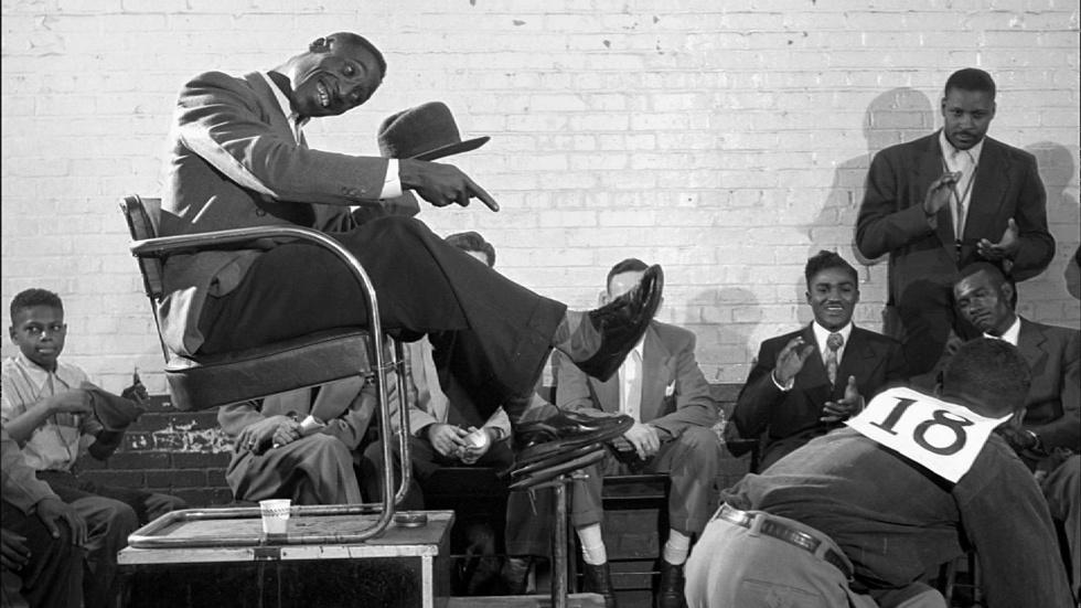 Shoeshine Competition image