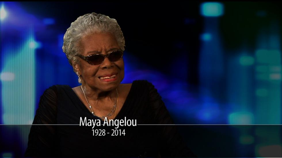 Dr. Maya Angelou image
